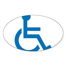 Handicapped Decal