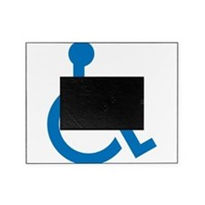 Handicapped Picture Frame