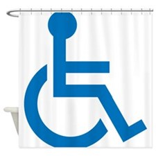 Handicapped Shower Curtain