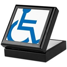 Handicapped Keepsake Box