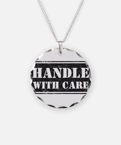 Handle With Care Necklace