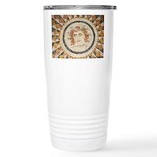Medusa Mosaic Travel Mug