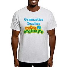 Gymnastics Teacher Extraordinaire T-Shirt