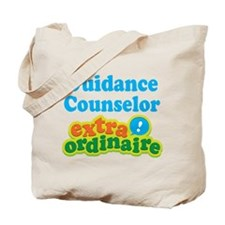 Guidance Counselor Extraordinaire Tote Bag