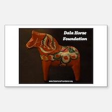 Dala Horse Foundation Decal