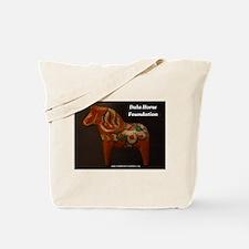 Dala Horse Foundation Tote Bag