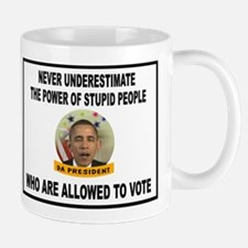STUPID VOTERS Mug