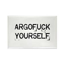 Argofuck Yourself Rectangle Magnet (10 pack)