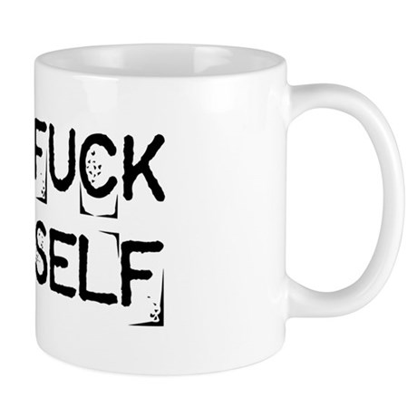 Argofuck Yourself Mug