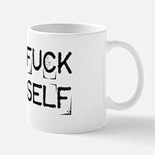 Argofuck Yourself Mug
