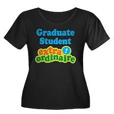 Graduate Student Extraordinaire T