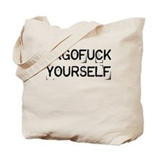 Argofuck Yourself Tote Bag