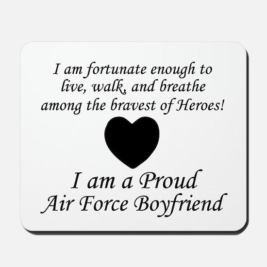 AF BF Fortunate Mousepad