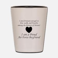 AF BF Fortunate Shot Glass
