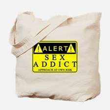 caution-sex-fixed1.png Tote Bag