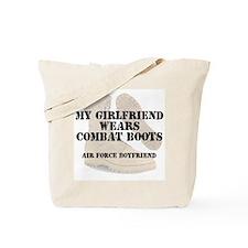AF BF DCB Tote Bag