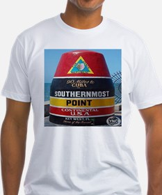 Key West Southern Most Point Monument Shirt