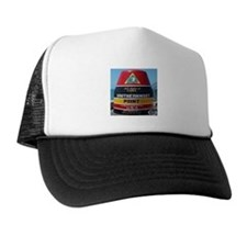 Key West Southern Most Point Monument Trucker Hat