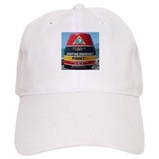 Key West Southern Most Point Monument Baseball Cap