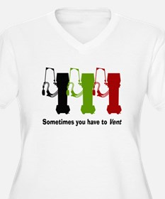 Sometimes you have to vent 3 colors.PNG T-Shirt