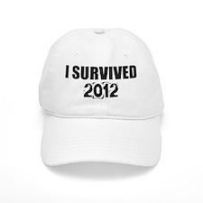 I Survived 2012 Baseball Cap
