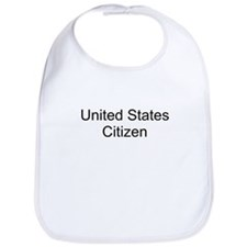 United States Citizen Bib