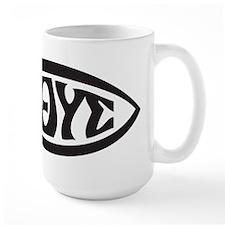Jesus Fish IXOYE Mug