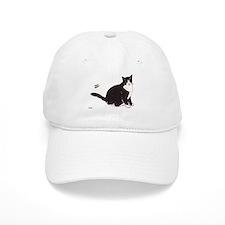 Tux Cat Baseball Cap