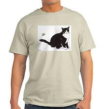 Tux Cat Light T-Shirt