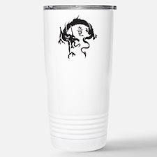 Japanese Dragon Travel Mug