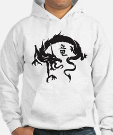 Japanese Dragon Jumper Hoody