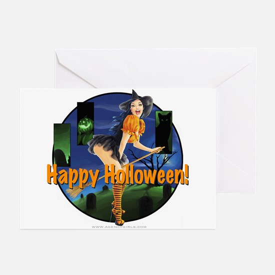 Holloween Greeting Cards (Pk of 10)