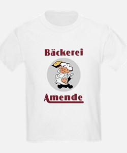 Backerei Amende (Amende Bakery) T-Shirt