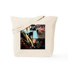 Pyramid Head Design Tote Bag