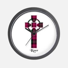 Cross - Kerr Wall Clock