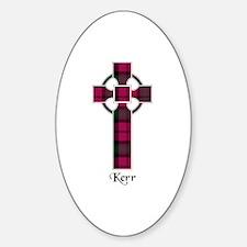 Cross - Kerr Decal