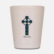 Cross - Kennedy Shot Glass