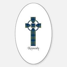 Cross - Kennedy Decal