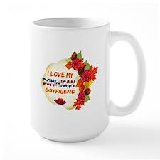 Dominican Republic Boyfriend designs Mug