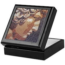 Antinous Mosaic Keepsake Box