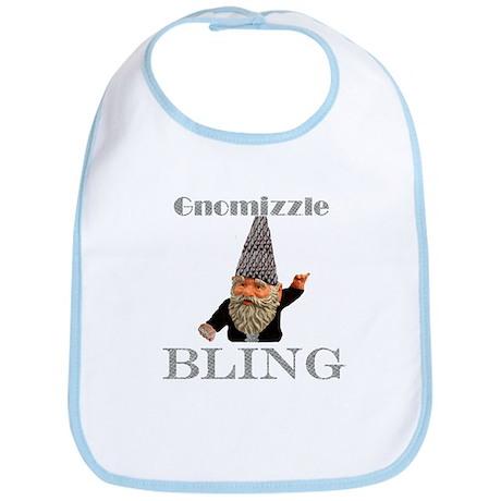 Gnome Bling Bib