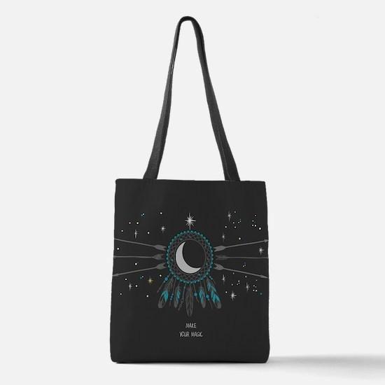 Make Your Magic Polyester Tote Bag