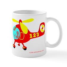 Wee Helicopter! Mug