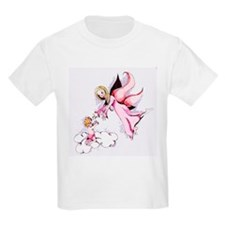 Angels Among Us Kids T-Shirt