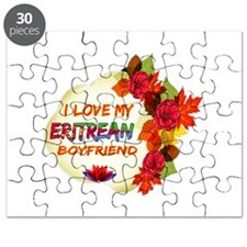 Eritrean Boyfriend designs Puzzle