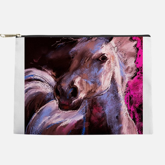 Horse Painting Makeup Pouch