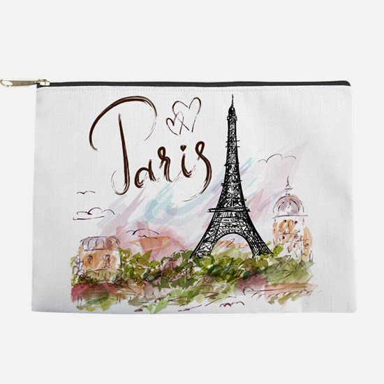 Paris Makeup Pouch