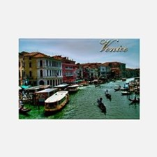 Canal Grande | Venice Rectangle Magnet
