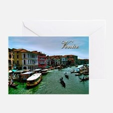 Canal Grande   Venice Greeting Cards (Pk of 20)