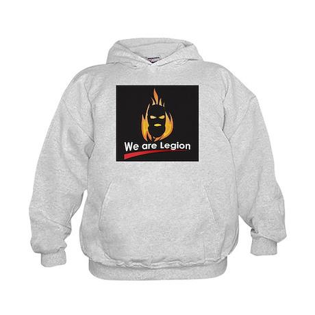 We-are-Legion Kids Hoodie